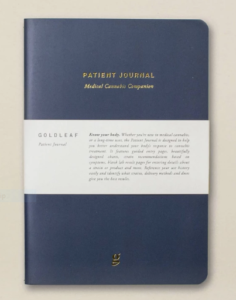 Cannabis Journal for patients, chefs, cooking, growing